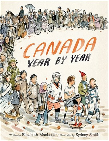canada year by year - replacement for everything you every wanted to know about canada