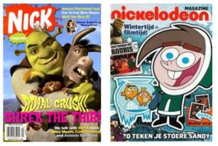 kids movie magazine 3 of 3